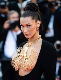 Lung Necklace And Other Red Carpet ...