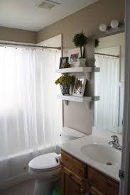 Toilet Decor Best 25 Shelves Above Toilet Ideas On Pinterest Half Bathroom