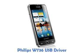 Download Philips W736 USB Driver