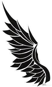 Tribal Angel Designs Tatoo Angel Wing By Generic Username Deviantart Com On