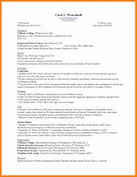 Than College Freshman Resume Template Luxury No Work Experience