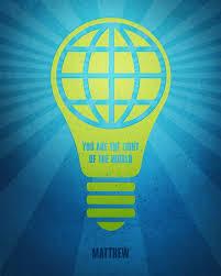 Sermon Illustrations Light Of The World Word Matthew Light Of The World Bible Art Light Of The
