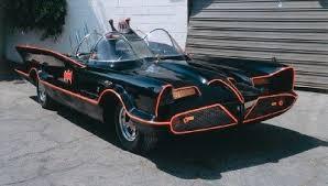 tv in car. george barris built the custom batmobile on an already flashy 1955 lincoln futura. see more tv in car