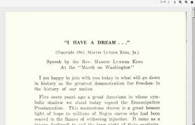 archives gov press exhibits dream speech pdf pearltrees  archives gov press exhibits dream speech pdf