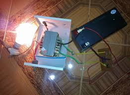simple low power inverter circuit v dc to v or v ac here is the tested and verified inverter circuit that i have made for those who doubt working of the circuit