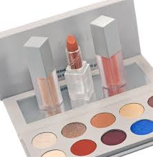 kim kardashian x mario dedivanovic makeup bundle collection swatches review looks kkwxmario