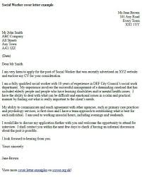 Developmental Service Worker Cover Letter Community Hola Klonec Co