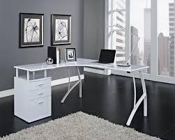 white corner office desk. White Corner Desk Office