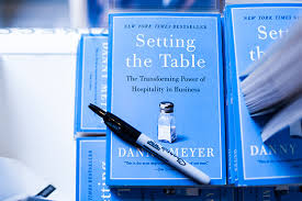 danny meyer is the ceo of union square hospitality group which includes union square cafe gramercy tavern blue smoke jazz standard shake shack