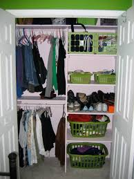 Storage For Small Bedroom Closets Delightful Organize Your Tiny Closet Roselawnlutheran