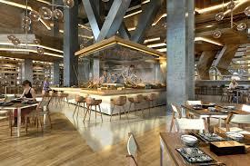 Sushi Restaurant Interior Design Ideas Japanese Steakhouse To Open In Jumeirah Restaurants Time