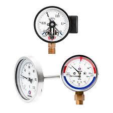 Контрольно измерительные приборы купить в Киеве Украине Цена от  Термометры манометры термоманометры
