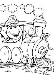 Small Picture Barney Coloring Pages Coloringpages1001com