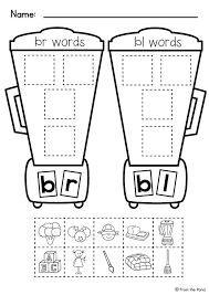 Awesome Free Printable Cut And Paste Worksheets For Kindergarten ...