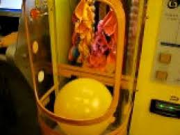 Helium Balloon Vending Machine