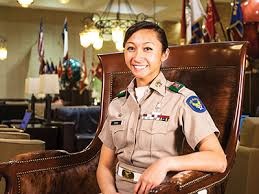 Texas A M Corps Of Cadets Corps Announces Second Female Commander Texas A M Foundation