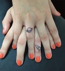 Tetování Jako Důkaz Silného Pouta
