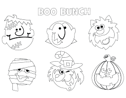 Halloween Coloring Sheets Fun Ideas By Oriental Trading