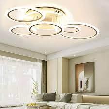 Đèn LED ốp trần trang trí phòng khách Pipi Zhu YSD-9527