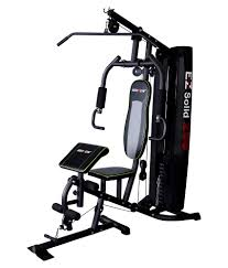 Home Gym Body Gym Home Gym Ez Solid 200 Buy Online At Best Price On Snapdeal