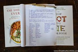 Healthy Family Meal Plan A Healthy Slice Of Life