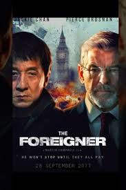 The story takes place in a fishing lodge in rural tilghman county, georgia where two englishmen, froggy and charlie. The Foreigner 2017 Showtimes Tickets Reviews Popcorn Singapore