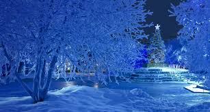 Snowy Christmas | Pin Xmas