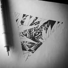 тату эскиз животных галерея идей для татуировок фото и эскизы