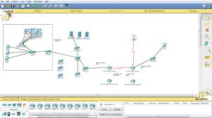 Dhcp Design Cisco Packet Tracer Project Prototype Network Design