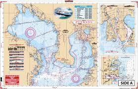 Tampa Bay Marine Chart Tampa Bay Nautical Chart