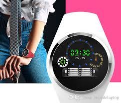 <b>Women Fashion</b> Watches Heart Rate Monitering <b>Smart</b> Round ...