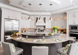 45 Marvelous Custom Kitchen Island With Seating Ideas