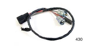 factory fit chevy clock socket and pigtails wiring harness