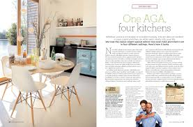 East Norwich Country Kitchen Magazine Design Gilburt And Paul Editorial Design