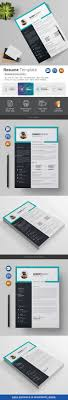 Resume Templates : Resume Template Psd, Vector Eps, Ai Illustrator ...