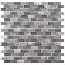 Merola Tile Spectrum Mini Subway Fortress 11-1/4 in. x 11-