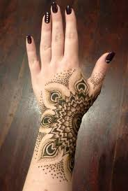 Designs For Hand Tattoos For Female Henna Tattoo On Girl Left Hand Henna Tattoo Designs Henna