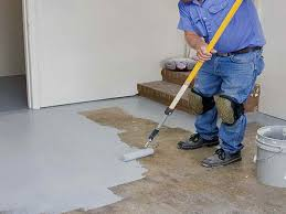painted basement floorsEpoxy Paint And Your Waterproofed Basement Floors