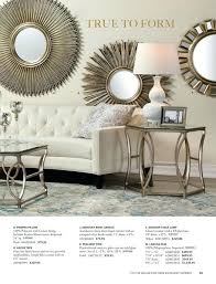 reflection wall mirror z gallerie radiant mirrors for bathroom vanities