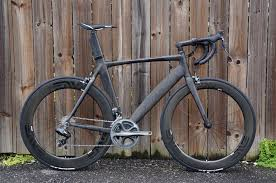 alchemy arion custom carbon aero road bike unboxed weighed