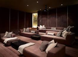 Interior Design For Home Theatre Minimalist
