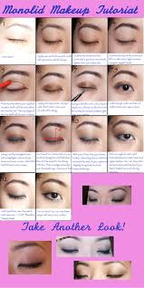 made a monolid makeup tutorial for you x post from r makeupaddiction