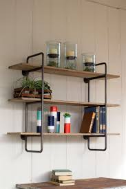 Wall Bookshelves Best 25 Industrial Wall Shelves Ideas That You Will Like On