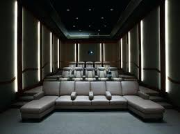 full image for theater room lighting ideas home theater designs from cedia 2016 finalists home theater