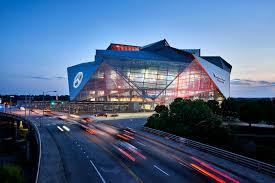 Mercedes Benz Stadium Home To The 2019 Super Bowl