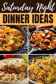 This is a casual saturday night dinner by dianagomez on vimeo, the home for high quality videos and the people who love them. 30 Fun Saturday Night Dinner Ideas Insanely Good
