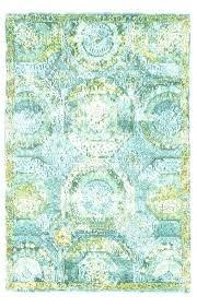 blue green yellow rugs indoor outdoor area rug reviews main blue green area rug bluish green