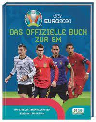 UEFA Euro 2020: Das offizielle Buch zur EM Buch versandkostenfrei