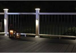 deck accent lighting. Mission Style Solar Lights » Comfy Lighting Ceiling Fans Deck Accent N