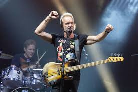 Sting Announces Las Vegas Residency at Caesars Palace - Rolling Stone